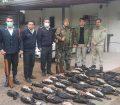 دستگیری شکارچی ۴۲ قطعه پرنده حمایت شده باکلان در گیلان