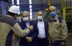 طرح توسعه فولاد گیلان، تحریم را ذوب خواهد کرد/طرح توسعه بزرگترین واحد صنعتی فولاد کشور در بخش خصوصی
