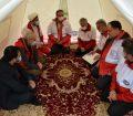 مانور مقابله با بحران سیل در روستای کماکل